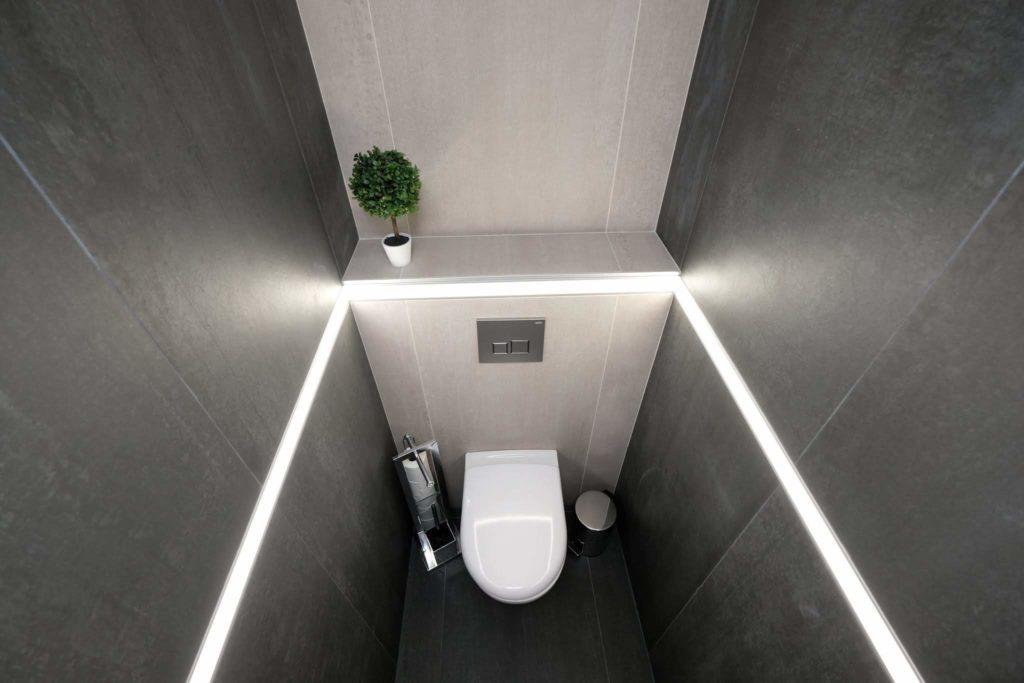 LCD - Pose de carrelage sanitaire