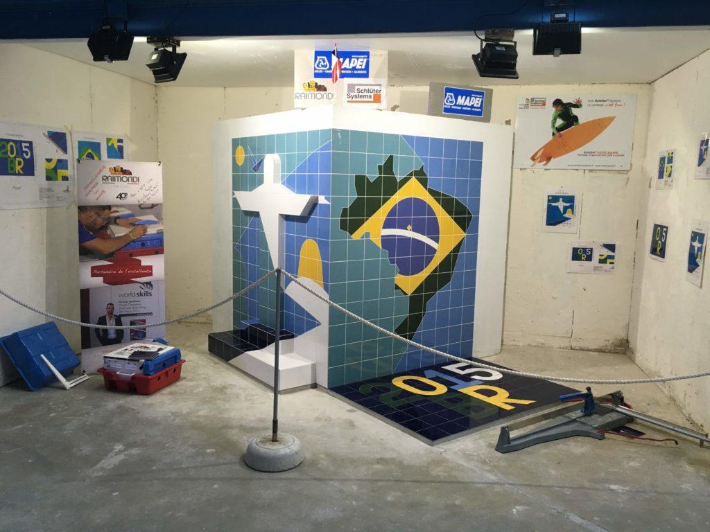 Worldskills 2015 à Sao Paulo